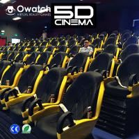 Wholesale China 5D 7D Cinema Manufacturer Factory 5-years Overseas construction services from china suppliers