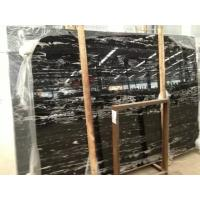 Silver Dragon Marble Slabs,China Nero Portoro Marble,Silver White Dragon Marble,Silver Portoro Marble for sale