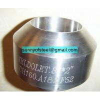 Wholesale duplex stainless a182 f52 weldolet sockolet threadolet flangeolet elbowlet from china suppliers