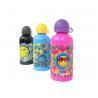 Promotional custom travel aluminum water sports bottleSilver Aluminium Sports Water Bottles 350ml 500ml 750ml for sale