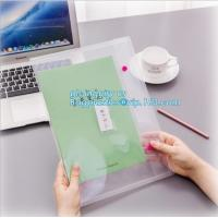 China PP plastic clear file folder manufacturer, file document wallet folder with custom design, PP Suspension Hanging File Fo on sale