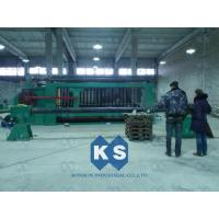 Wholesale Large Gabion Mesh Manufacturing Hexagonal Wire Netting Machine for Making Gabion Boxes from china suppliers