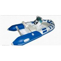 Wholesale Blue Small Rib Boat 3.5m PVC Chemical Resistance With Sporty Wide Body Frame from china suppliers