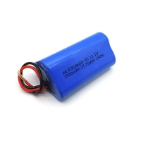 Wholesale 2500mAh 12V Rechargeable Panasonic 18650 Lithium Ion Battery from china suppliers