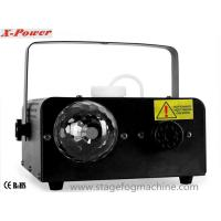 Wholesale Disco LED Smoke Machine With 3 * 3W Red / Green / Blue LED Ball  For Party X-02 from china suppliers