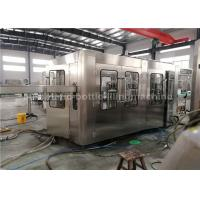 Wholesale SS304 Plastic Bottled Mango Juice Packing Machine / Juice Bottling Plant from china suppliers