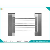 Wholesale Intelligent Special Home Security Automatic Fence Swing Turnstiles from china suppliers
