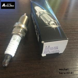 Quality Ignition System Resistor Renault Spark Plug 2-Electrode Copper EYQUEM RFC42LZ2E For Citroen Peugeot for sale