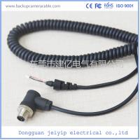 Wholesale 5 Pin Black Color Backup Camera Cable Rear , View Camera Cable Waterproof from china suppliers
