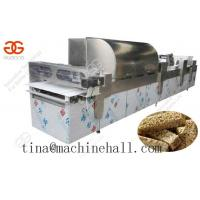 Buy cheap Automatic Peanut Brittle Bar Production Line from Wholesalers