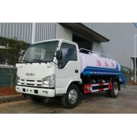 China ISUZU Water truck, 5000Liters ISUZU Water Tank Truck, ISUZU Water Bowser, ISUZU Drinking Water Truck 4Tons on sale