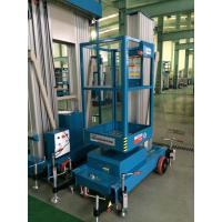 Wholesale 10 Meter Mobile Elevating Work Platform , Electric Work Platform Lifts For Repair Lights from china suppliers