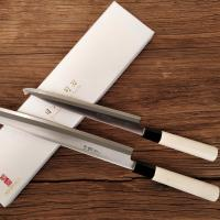 Wholesale Stainless Steel Non Stick Sushi Knife , 8 Inch Japanese Chef Knife For Home Use from china suppliers