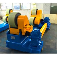 Wholesale Towers Pipe Welding Rotator Stepless Variable Speeds 10 Ton Rotary capacity from china suppliers