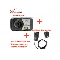 Wholesale 48 Chip Data Collector Auto Key Programmer VVDI2 Full Version OBDII Function from china suppliers