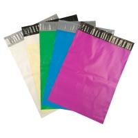 Quality Strong glue Colored Self-Seal 10 x 13 poly mailer bags for shipping clothes for sale