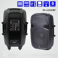 Wholesale Professional 2 Way USB Active Speaker with Bluetooth PSA15U-EBT from china suppliers