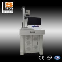 Wholesale Fiber Laser Marking Machine 20w  LED Bulb and Lamp Marking from china suppliers