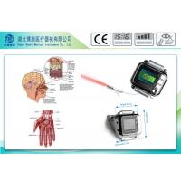China Semiconductor Laser therpy Watch Instrument High Blood Pressure Lowering Fat Sugar Treatment Method on sale