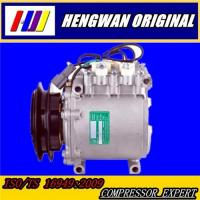Wholesale MITSUBISHI scroll ac Compressor for TRUCK 24V R134a from china suppliers