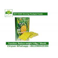 Buy cheap Slimming Pineapple Tea , Fast  Reduce Weight Management Products from wholesalers