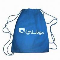 Buy cheap Promotional Drawstring Bag, OEM and ODM Orders are Accepted from wholesalers