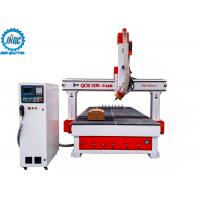 Wholesale 4 Axis 3d Wood Sculpture CNC Wood Router Machine 1530 with Automatic Tool Changer from china suppliers