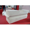Alumina Hollow Ball Insulating Fire Brick Lining Refractory Blocks , Acid Resistant
