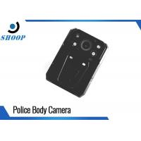 Wholesale Multi Functional Police Body Cameras 3500mAh Battery with long time recording from china suppliers