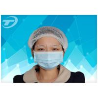 Wholesale Customized Disposable surgical Non-woven 3 ply face mask tie on Anti Pollution from china suppliers