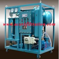 Wholesale DVTP100 Double Stages Vacuum Transformer Oil Purification Plant from china suppliers