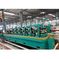 Wholesale Galvanized Steel Strip Welded Straight / Square Pipe Mill Line ZG50 from china suppliers