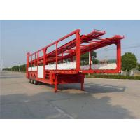 Wholesale Auto Hauler / Car hauler Trailers Used For 4-12 Cars Transporter from china suppliers