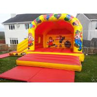 Wholesale Funny Kerry Inflatable Combo, Childrens Bouncy Castle with Slide from china suppliers