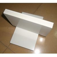 Wholesale Anti Moisture Sintra PVC Foam Board , Flame Resistant Foam Board For Kitchen Cabinet from china suppliers