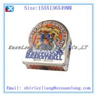Wholesale new design christmas gift tin box from china suppliers