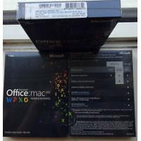 Wholesale PC Computer Software MAC Office 2011 Home And Business Free Web Download from china suppliers