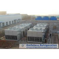 Wholesale Cold Storage Refrigeration System Evaporative Condenser Chiller Draft Type from china suppliers