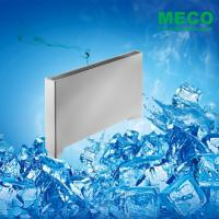 Quality Ultra Thin Vertical Fan Coil Units super slim design for cooling and heating in for sale