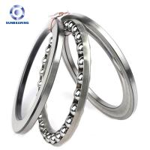 Wholesale Thrust Bearing Thrust Ball Bearing 51117 From China Wafangdian Direct SUN Bearing from china suppliers