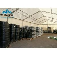Wholesale Clear Span Outdoor Aluminum Structure Large Warehouse Tent Customized from china suppliers