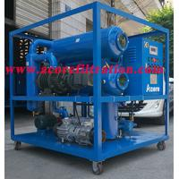 Wholesale Mobile Transformer Oil Dehydration and Degassing Plant Manufacturer from china suppliers