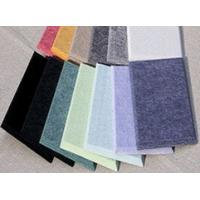 Quality Eco Friendly Polyester Felt Fabric Acoustic Absorption Panels for Cinema for sale