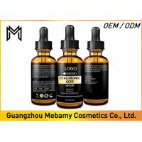 Quality 100% Pure Organic Face Serum Hyaluronic Acid Heal Dryness With Intense Hydration for sale