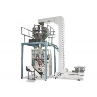Wholesale Pneumatic Automatic Vertical Packing Machine , Sugar Packing Machine With Scale from china suppliers