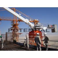 Wholesale HG38 Stationary Concrete Placing Boom 8.0t Counter Weight ISO9001 Certificated from china suppliers