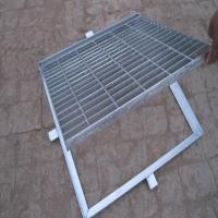 Wholesale A Grade Steel Grating Drain Cover Hot Dipped Galvanized Q235 Material from china suppliers