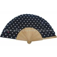 Wholesale Lovely Design Printing  Wooden Hand Fan Party Favorite For Gifts And Other Events from china suppliers