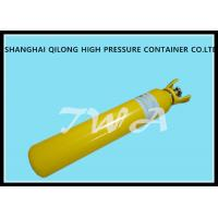 Quality 26.8L Industrial Gas Cylinder Welding Empty  Gas Cylinder Steel Pressure  TWA for sale