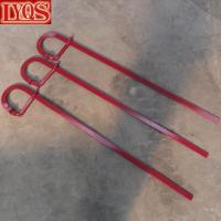 Wholesale Heavy Duty Steel Forged Mason Builder's Clamps from china suppliers